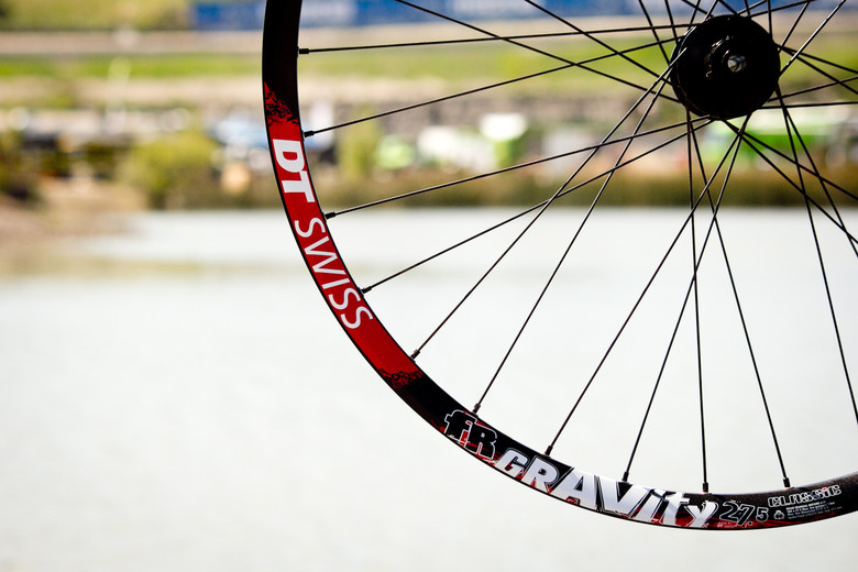 DT Swiss FR Gravity Wheels - Sea Otter Classic - 2014 Sea Otter Classic Pit Bits - 3rd Edition - Mountain Biking Pictures - Vital MTB