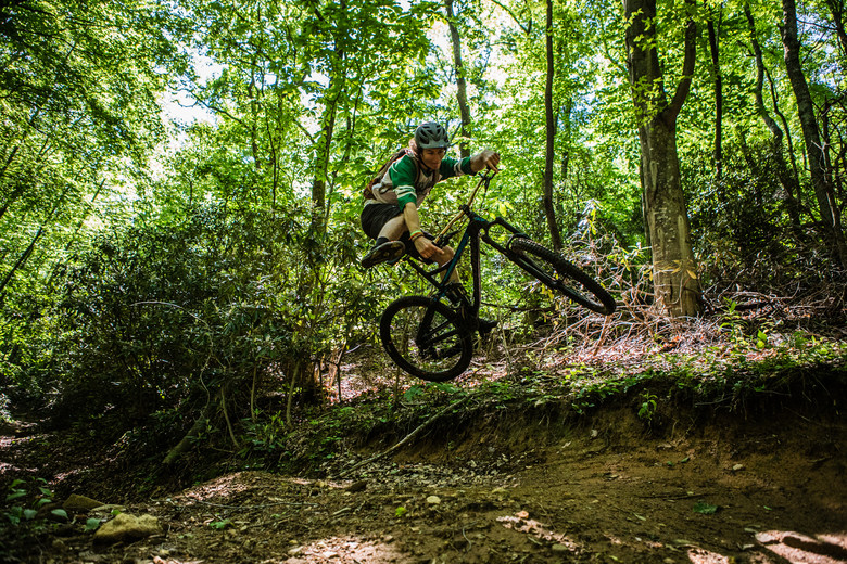 Evan Voss Cane Creek Dbinline Product Launch Mountain Biking