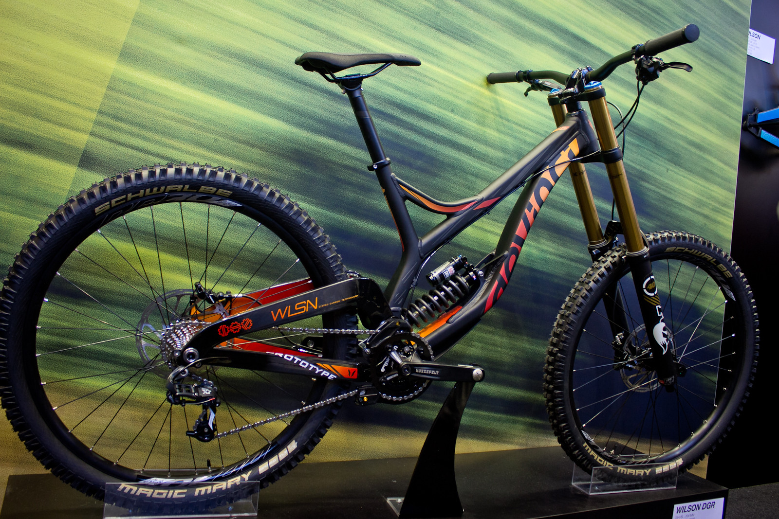 2015 Devinci Wilson 27.5 - 2015 Downhill Bikes at Eurobike 2014 - Mountain Biking Pictures - Vital MTB
