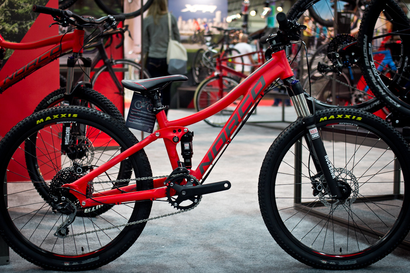 Norco Fluid 4 3 Kid S Bike Interbike Part 4 The Rest Of The