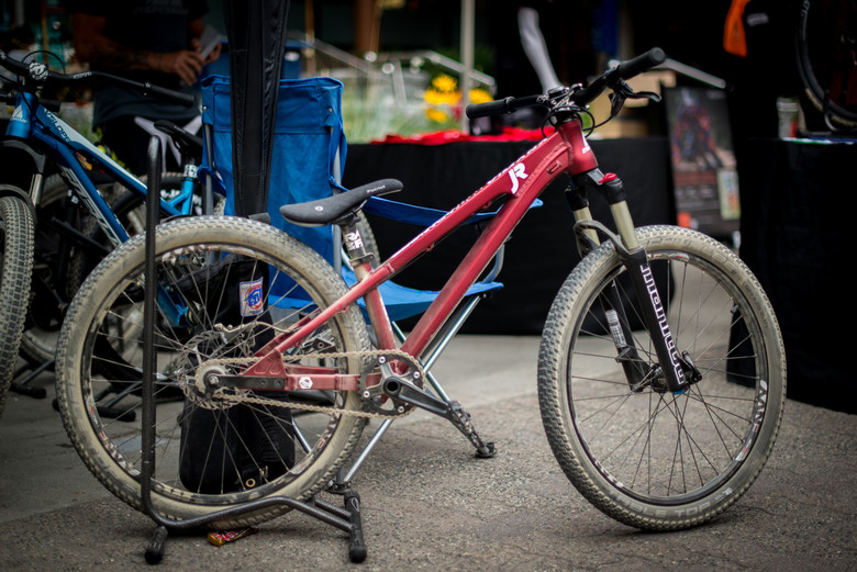 Vimana Junior Dirt Jump Bike Pit Bits New Products And