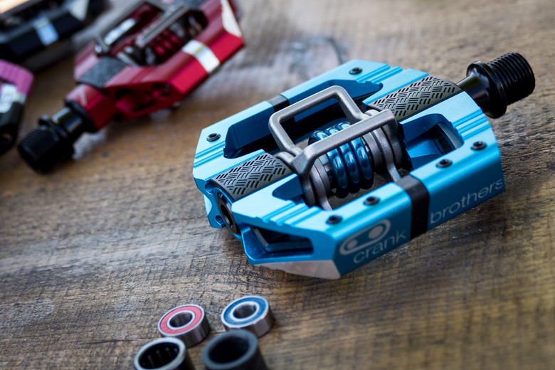 Crankbrothers Mallet E And Candy Clipless Pedals 2016 Mountain