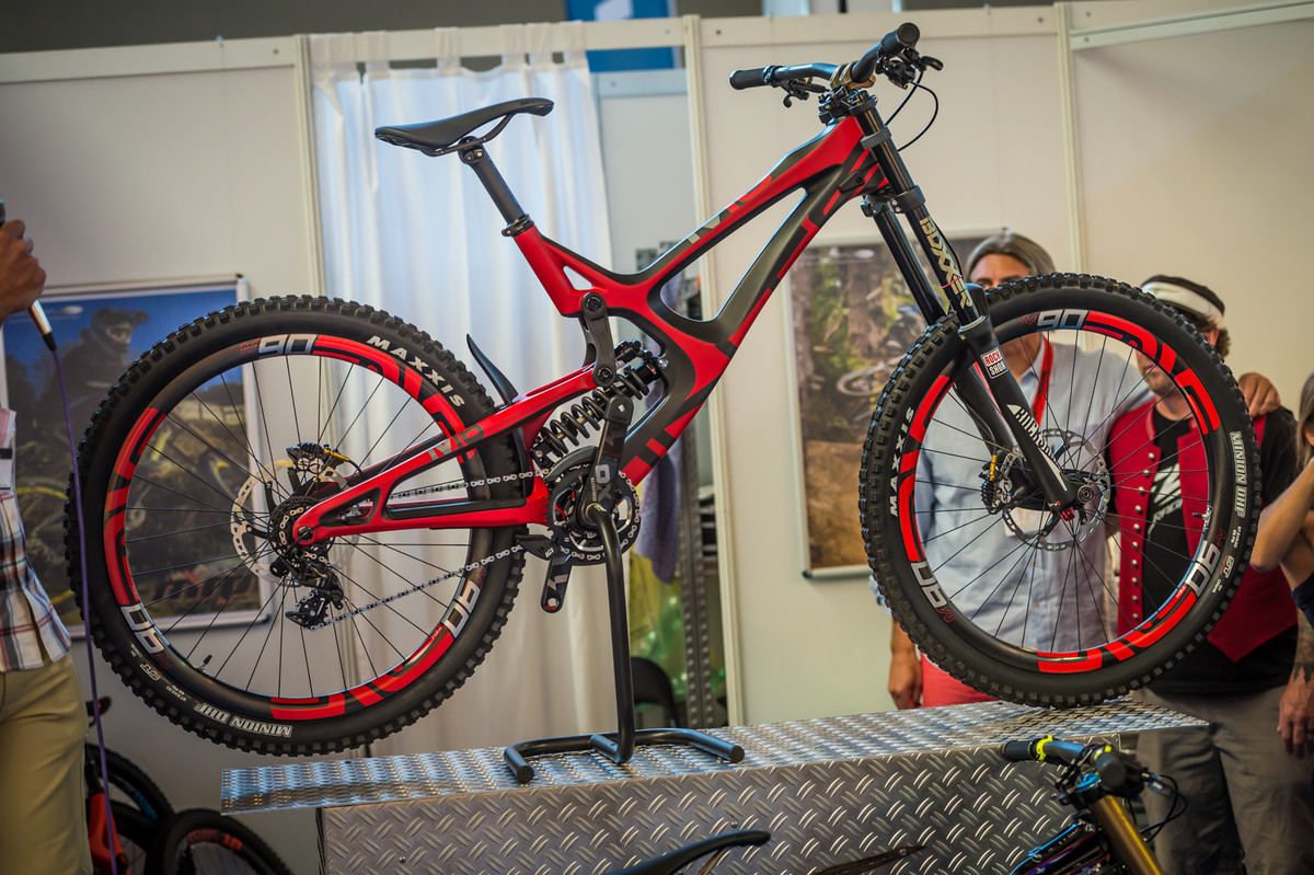 2016 Cube Two15 Hpa Sl 27 5 2016 Downhill Bikes At Eurobike