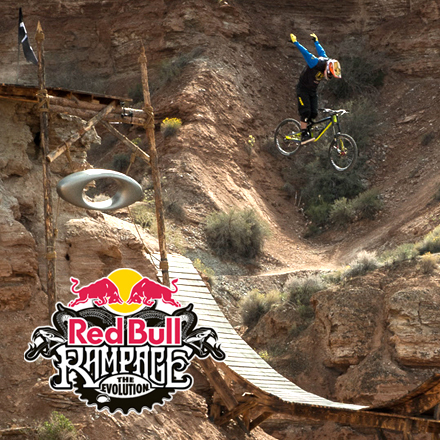 Making History Red Bull Rampage 2013 Finals Mountain