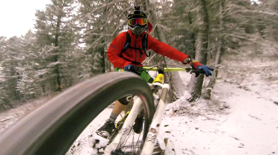 Andrew Whiteford Tests Out the GoPro HD Hero 3 - bturman - Mountain Biking Videos - Vital MTB