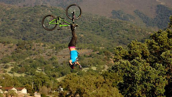 Drag Racing Helmets >> Mountain Biking's Biggest Tricks - bturman - Mountain ...