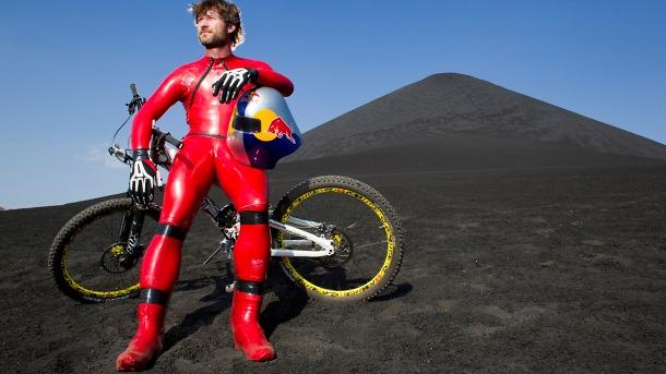 Markus St 246 Ckl Sets New Downhill Bike Speed Record