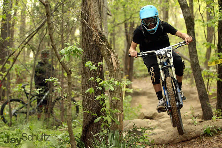 Nich Ifkovits at ESTU DH - waterdog - Mountain Biking Pictures - Vital MTB