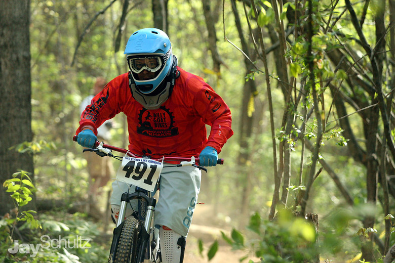 Nick Frantz at ESTU DH - waterdog - Mountain Biking Pictures - Vital MTB