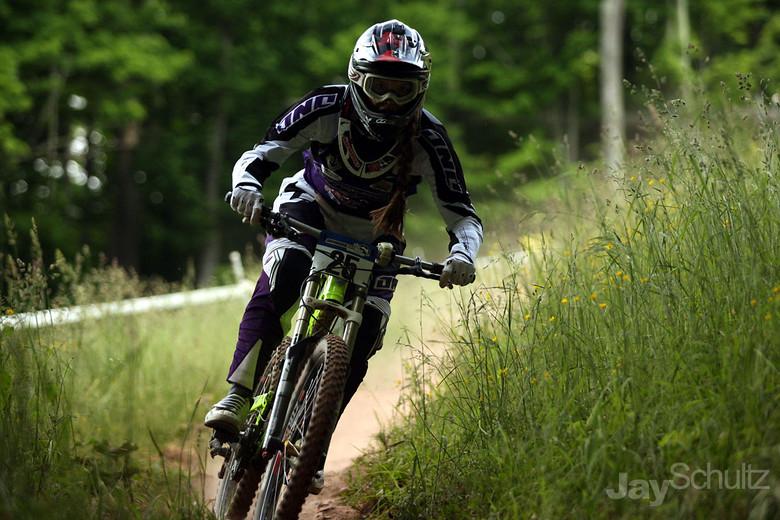Team Intense TRD's Rae - waterdog - Mountain Biking