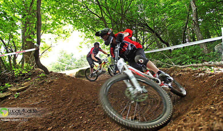 James Chaput and Danny Cesare - Lucas_Alcalde - Mountain Biking Pictures - Vital MTB