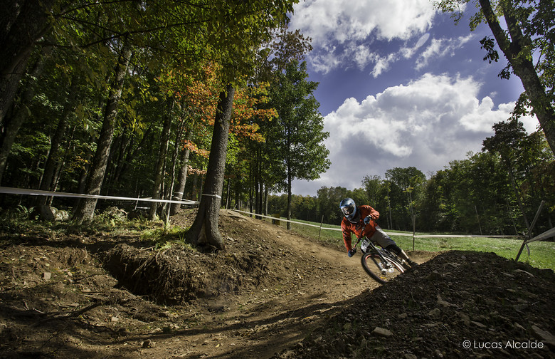 Nick Frantz & Snowshoe Race #3 - Lucas_Alcalde - Mountain Biking Pictures - Vital MTB