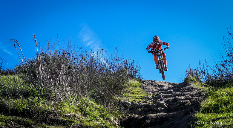 Luana Oliveira from Brazil in Laguna, CA. - Lucas_Alcalde - Mountain Biking Pictures - Vital MTB