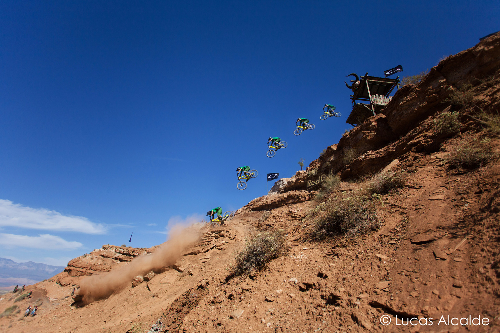 Mike Kinrade went BIG, not home! - Lucas_Alcalde - Mountain Biking Pictures - Vital MTB