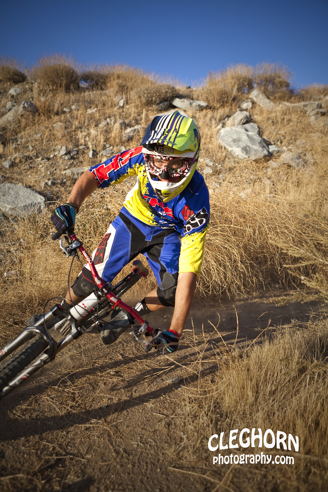Kevin Aiello - Cleghorn Photography - Mountain Biking Pictures - Vital MTB