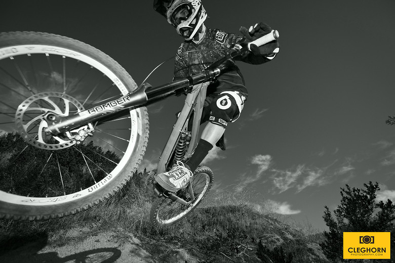 Chris - Cleghorn Photography - Mountain Biking Pictures - Vital MTB