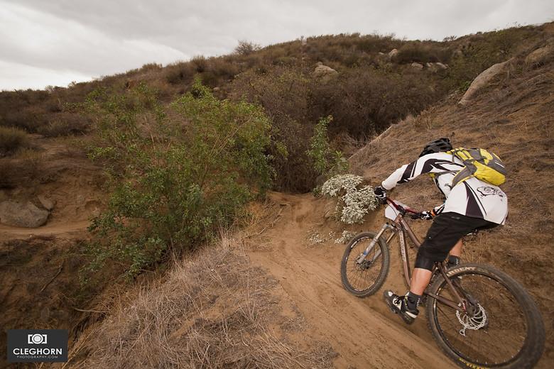 Southridge Super D - Cleghorn Photography - Mountain Biking Pictures - Vital MTB