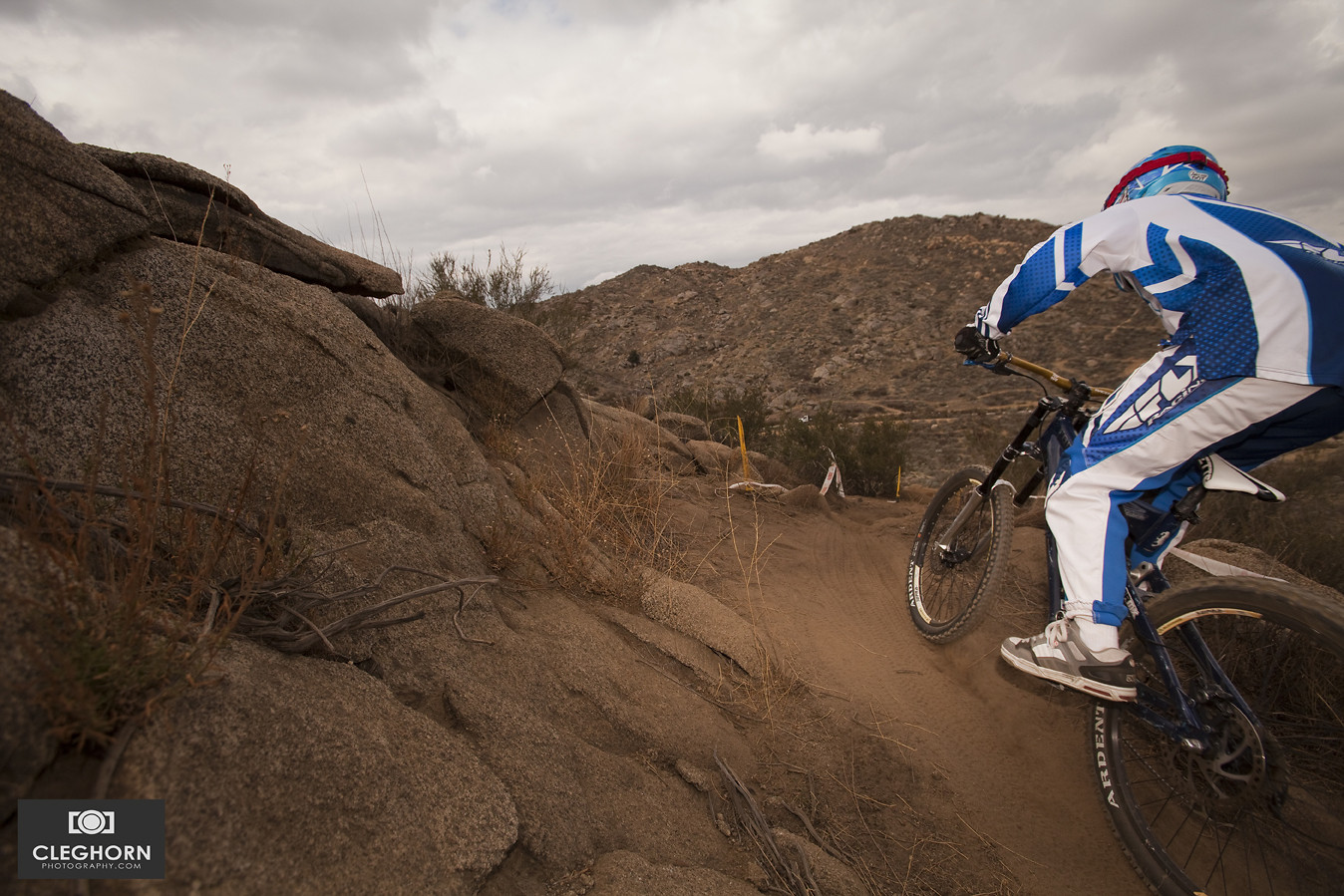 Downhill! - Cleghorn Photography - Mountain Biking Pictures - Vital MTB