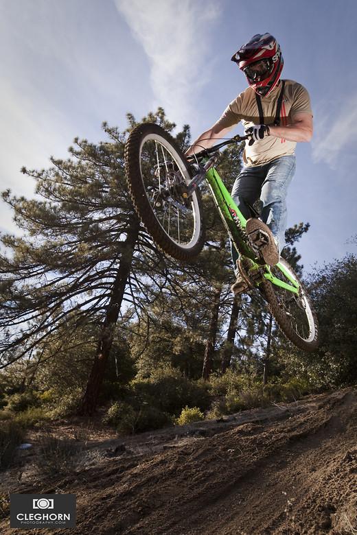 Chris Skudlarski  - Cleghorn Photography - Mountain Biking Pictures - Vital MTB