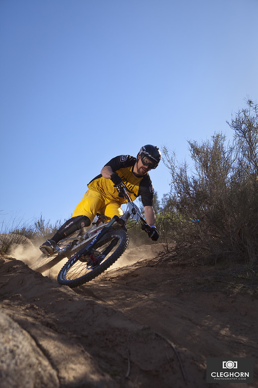 Eric Carter - Cleghorn Photography - Mountain Biking Pictures - Vital MTB