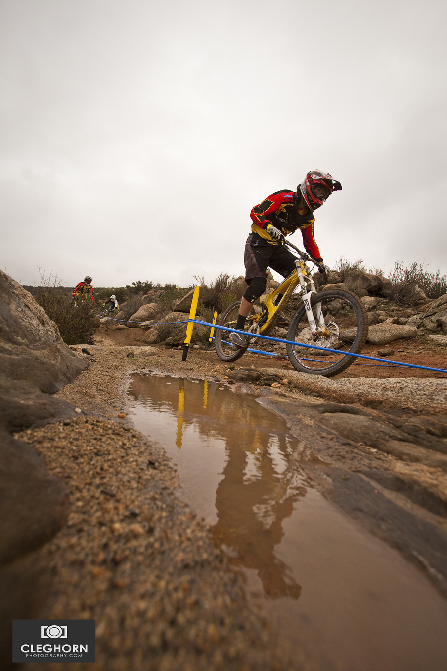 Top of the saddle - Cleghorn Photography - Mountain Biking Pictures - Vital MTB
