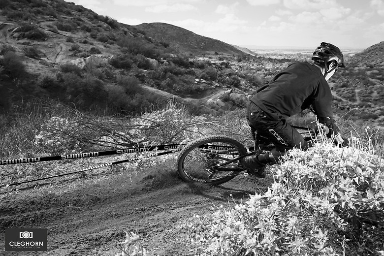Gilbert Flores - Cleghorn Photography - Mountain Biking Pictures - Vital MTB