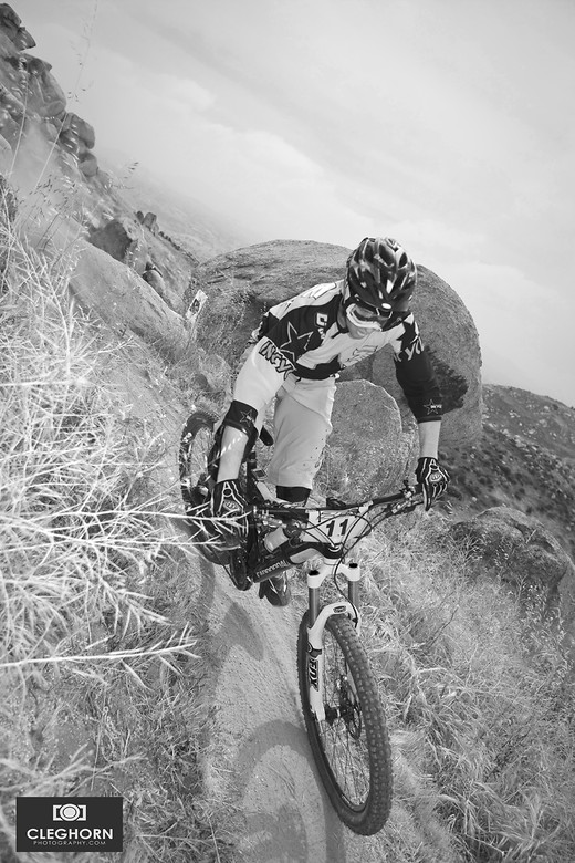 Jon Buckell - Cleghorn Photography - Mountain Biking Pictures - Vital MTB
