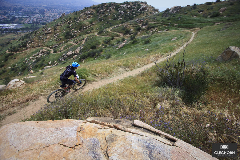 Single track sweetness! - Cleghorn Photography - Mountain Biking Pictures - Vital MTB