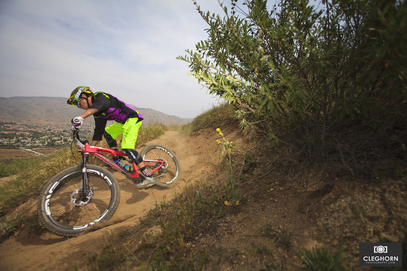 Stage 3 - Cleghorn Photography - Mountain Biking Pictures - Vital MTB