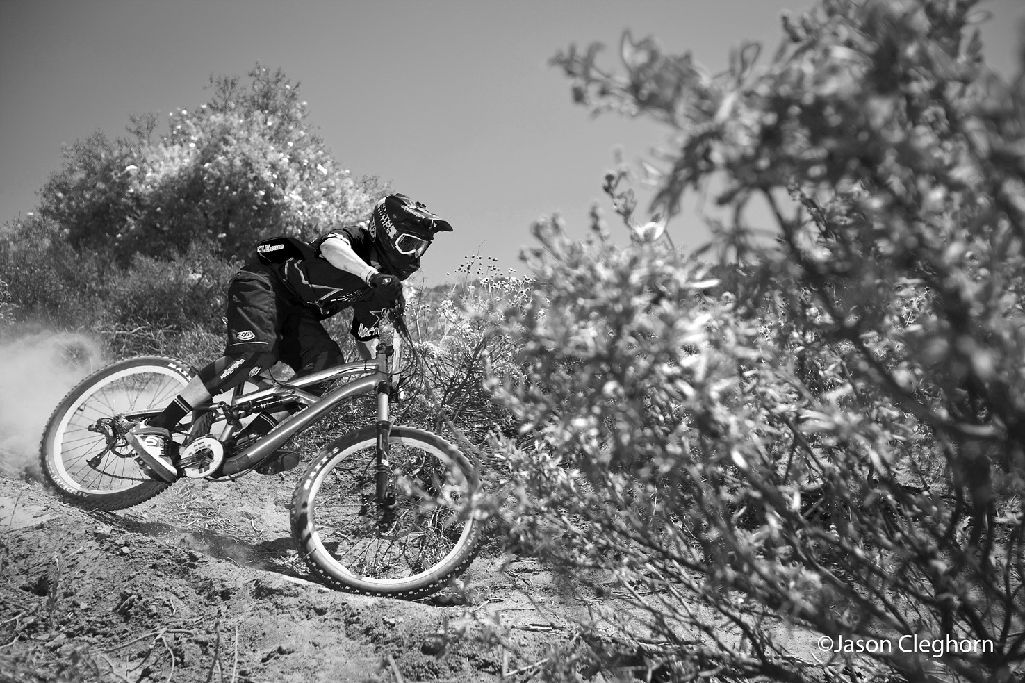 Bruce Klein - Cleghorn Photography - Mountain Biking Pictures - Vital MTB