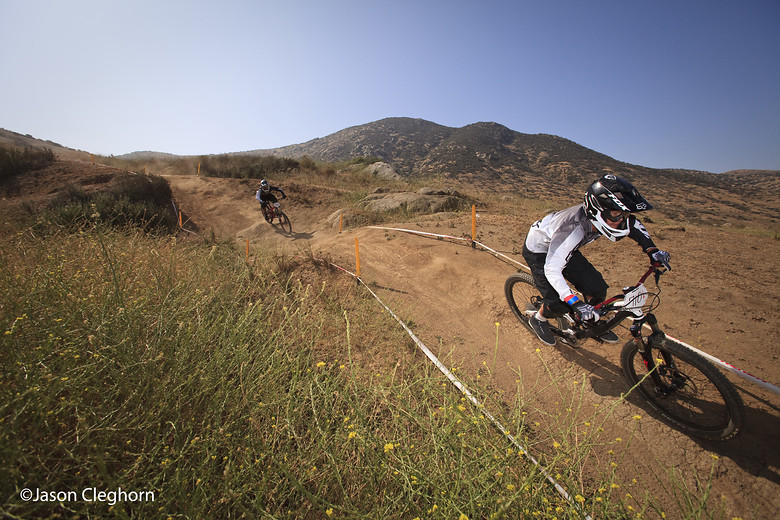 On your tail! - Cleghorn Photography - Mountain Biking Pictures - Vital MTB