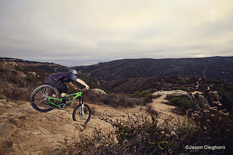 Brian Nestoroff - Cleghorn Photography - Mountain Biking Pictures - Vital MTB