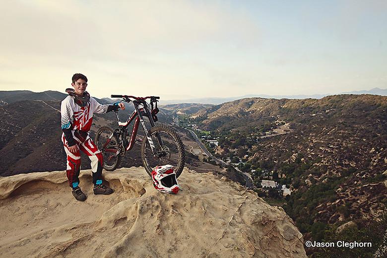 Nik Nestoroff - Cleghorn Photography - Mountain Biking Pictures - Vital MTB