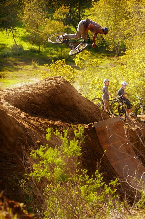 Spinnin the Aptos Step Up - Ray_George - Mountain Biking Pictures - Vital MTB