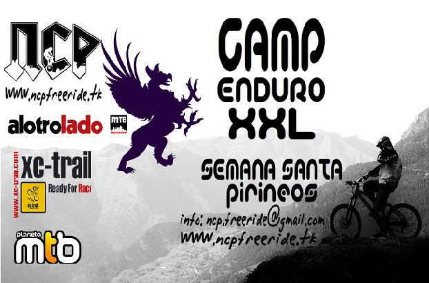camp xxl enduro - NCP FREERIDE - Mountain Biking Pictures - Vital MTB
