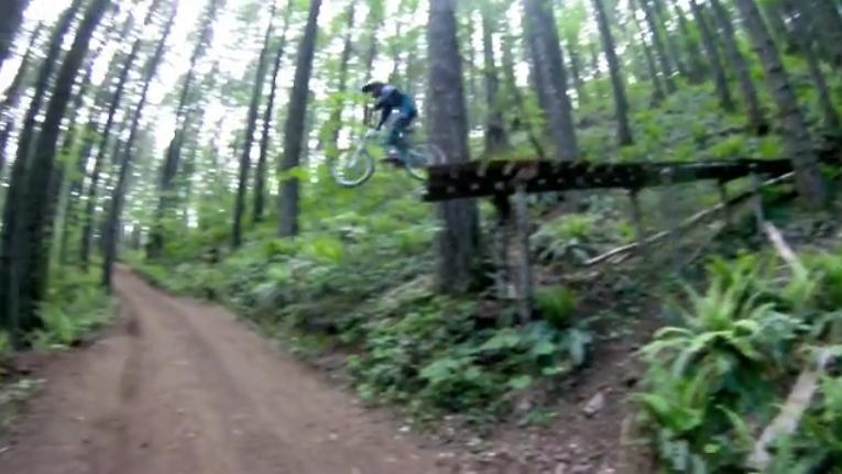 Drag Racing Helmets >> Riding Black Rock Oregon - norcalproductions - Mountain Biking Videos - Vital MTB