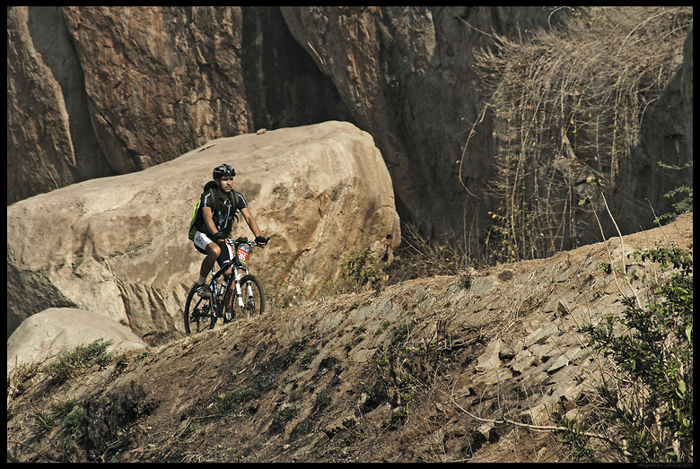 Hampi (Feb 2012) - downhillermenon - Mountain Biking Pictures - Vital MTB