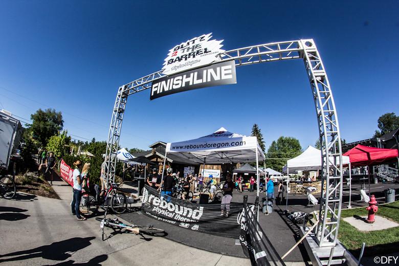 Finish line - Yuroshek - Mountain Biking Pictures - Vital MTB