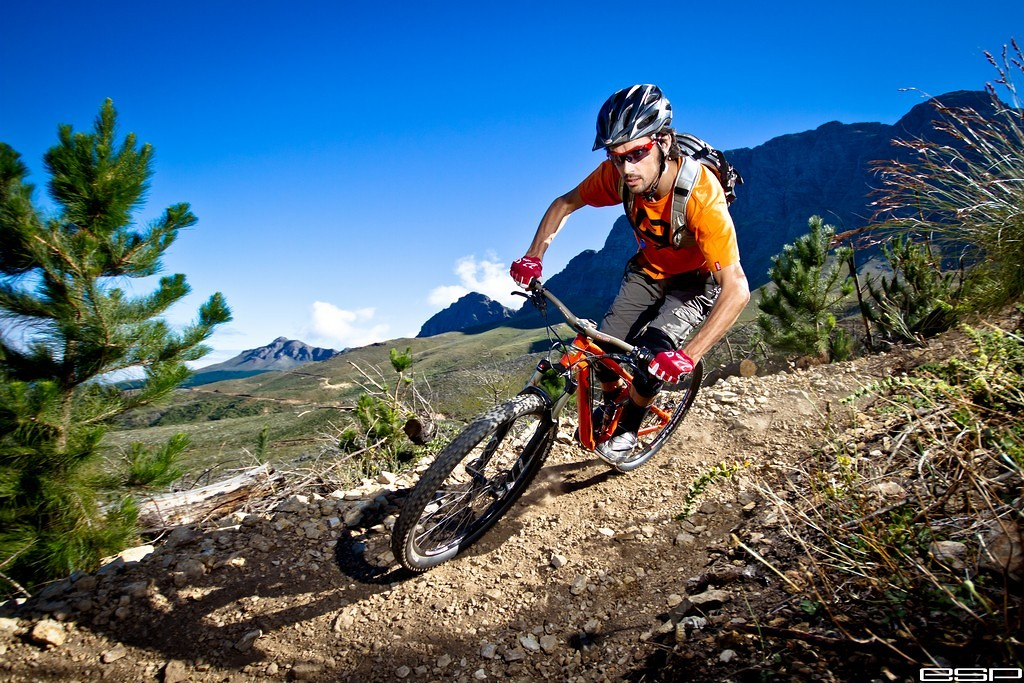 Mark Hopkins - ewaldsadie - Mountain Biking Pictures - Vital MTB