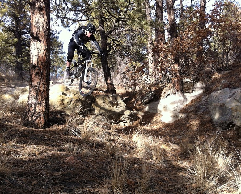 Drop #3 - ARK65 - Mountain Biking Pictures - Vital MTB