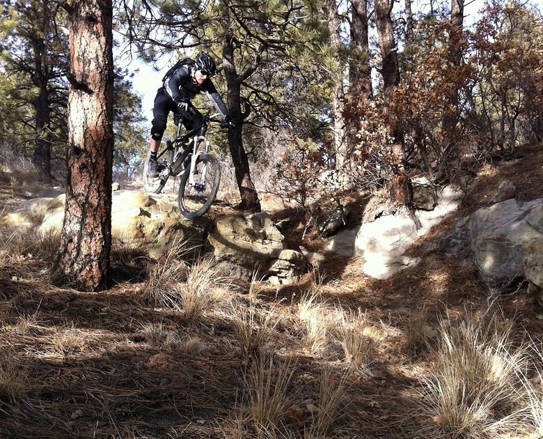 Drop #3 - ARK65 - Mountain Biking Pictures - Vital MTB