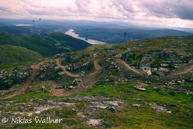 Åre bikepark - Nwallner - Mountain Biking Pictures - Vital MTB