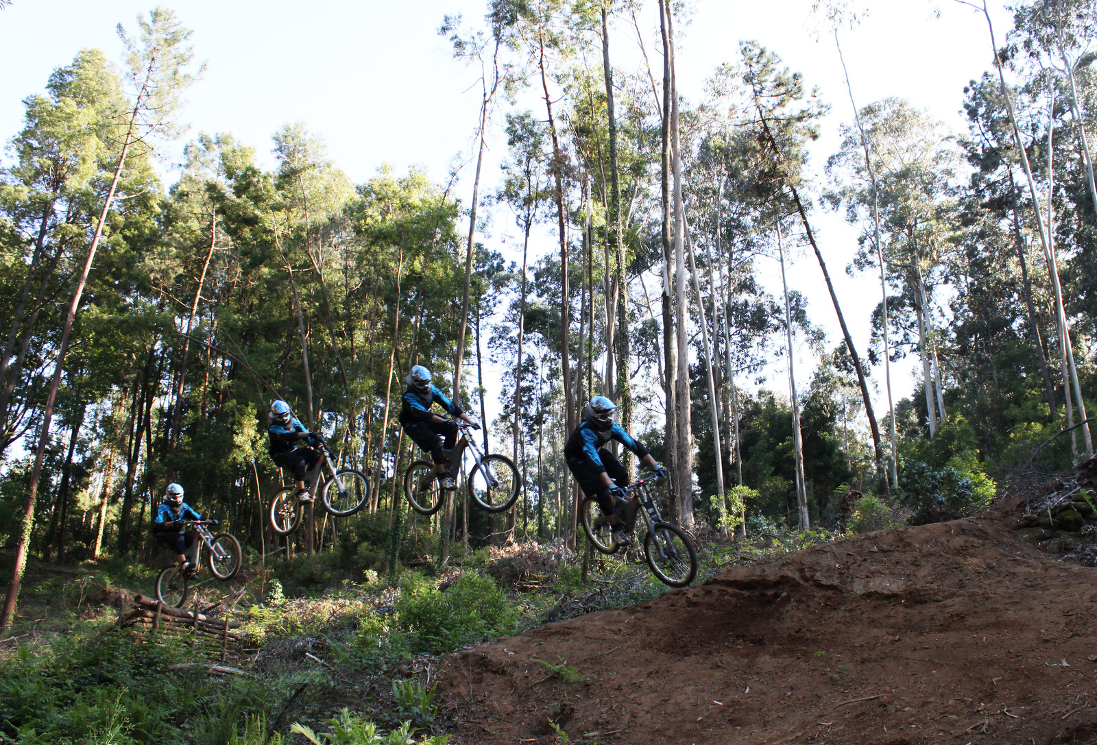 Big Gap Sequence - DoubleCrownKing - Mountain Biking Pictures - Vital MTB