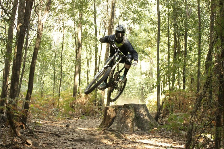 Scrub - DoubleCrownKing - Mountain Biking Pictures - Vital MTB