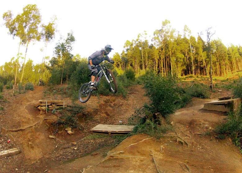 Big gap - DoubleCrownKing - Mountain Biking Pictures - Vital MTB