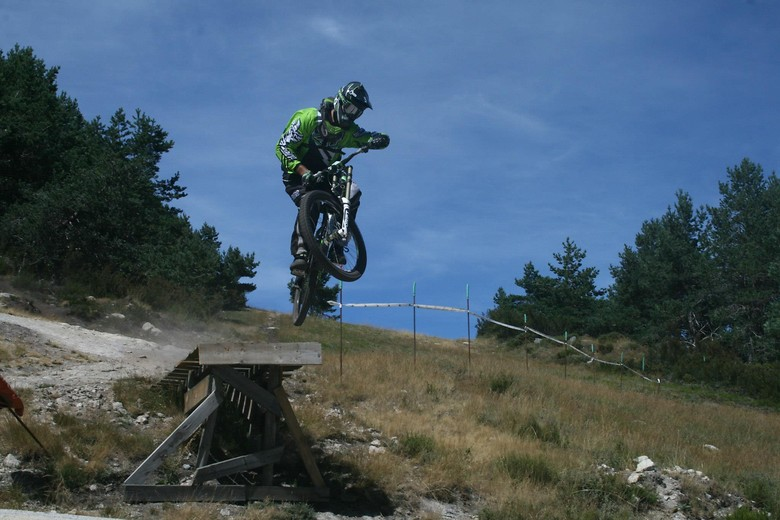 Manzaneda bikepark road-gap - DoubleCrownKing - Mountain Biking Pictures - Vital MTB