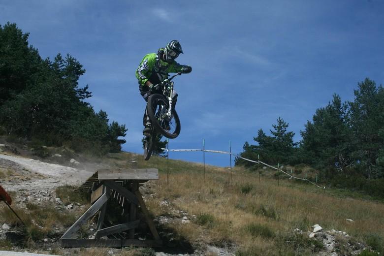 Manzaneda bikepark road-gap - DoubleCrownKing - Mountain Biking Pictures - Vital MTB