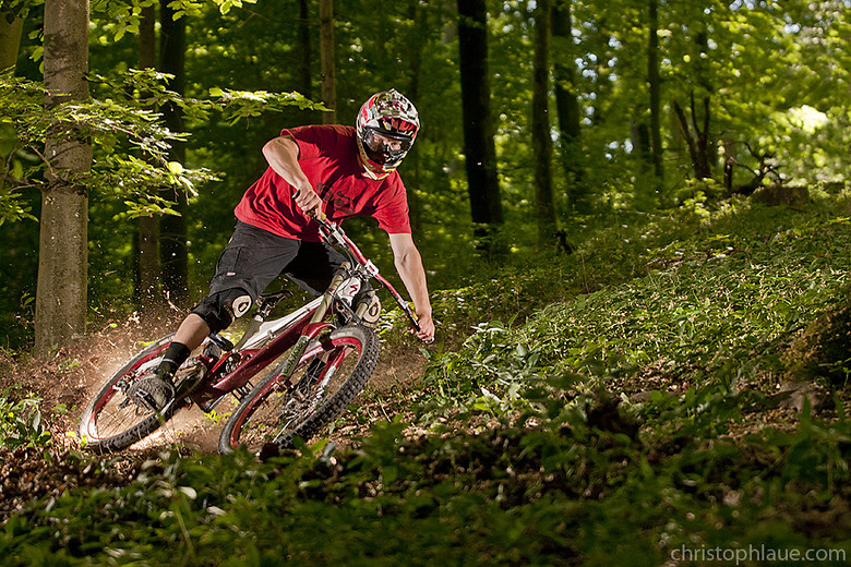 Greeeen - Christoph Laue - Mountain Biking Pictures - Vital MTB