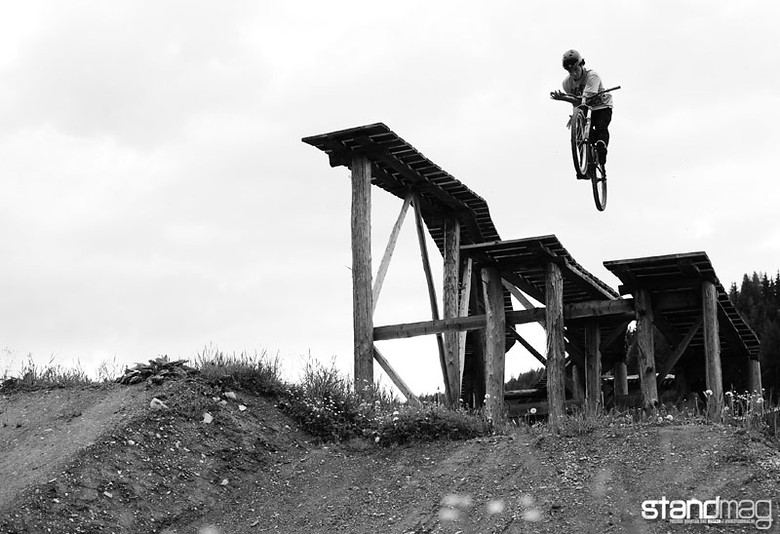 Horvth Andrs - Drop barspin! - NorbertSzasz - Mountain Biking Pictures - Vital MTB