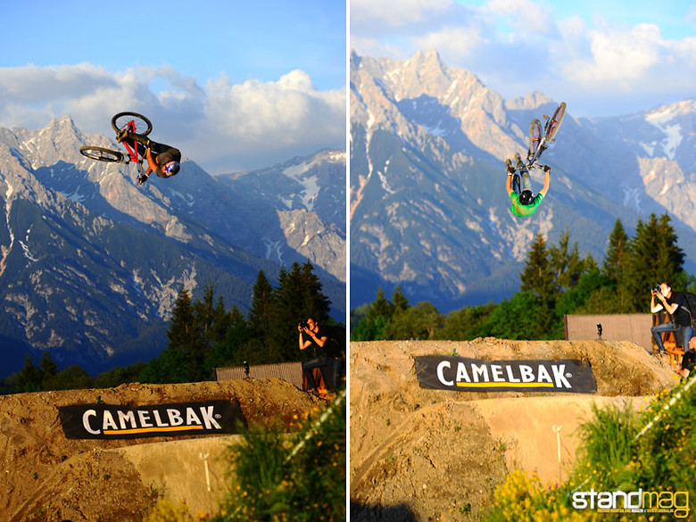 Yannick Granieri - Mitch Chubey - NorbertSzasz - Mountain Biking Pictures - Vital MTB